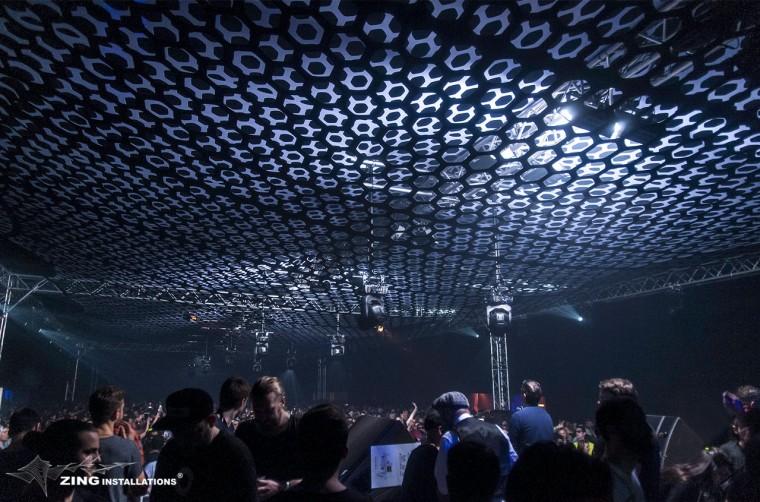 Event-decor-exhibition-structures-design-lycra-stretch-Time-Warp6