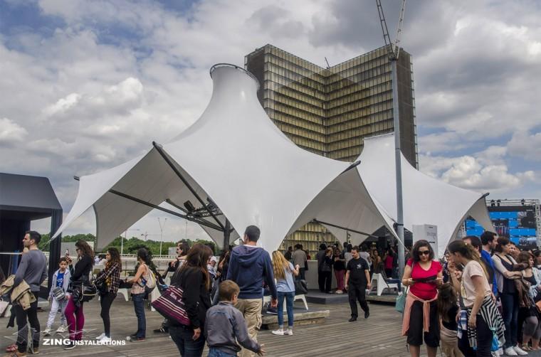 Event-decor-exhibition-structures-design-lycra-stretch-Samsung5