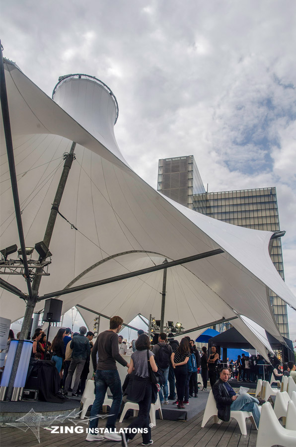 Event-decor-exhibition-structures-design-lycra-stretch-Samsung6