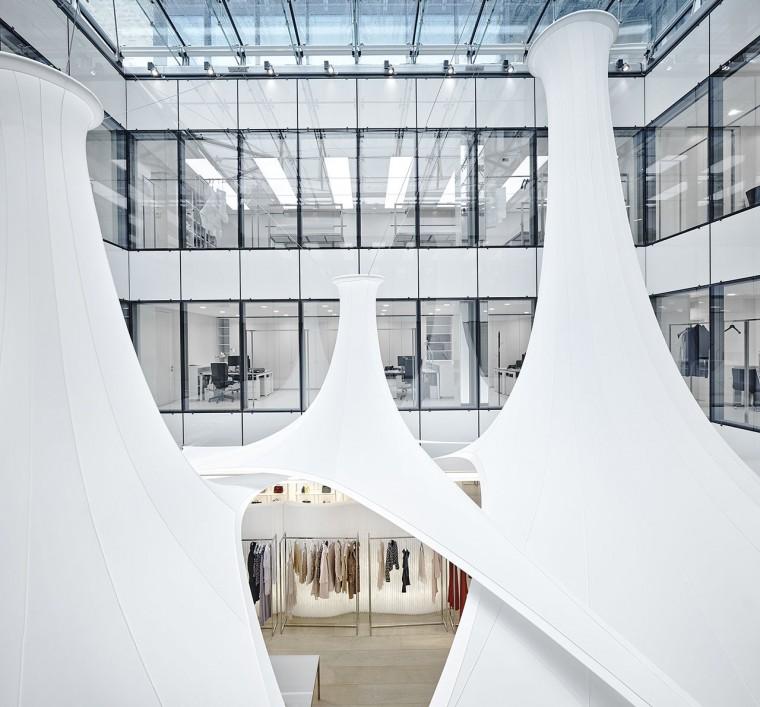 Decoration-evenementiel-lycra-tissu-extensible-toile-tendue-velum-Zing-Installations-Dior13